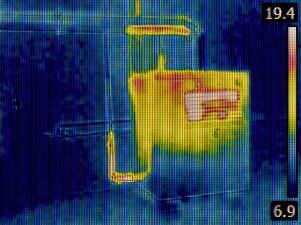 Lekkage Badkamer Opsporen : Lekkage opsporen lekdetectiecentrale spoort de lekkage op
